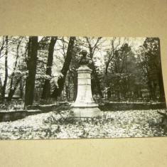 Botosani parc Mihai Eminescu istorie 1962 circulata 2+1 gratis RBK19210 - Carte Postala Moldova dupa 1918