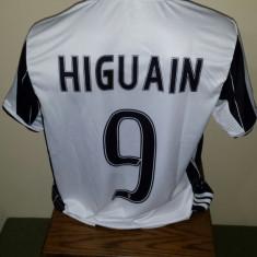 TRICOU JUVENTUS HIGUAIN MARIMI XS-XL - Tricou echipa fotbal, Marime: M, S, Culoare: Din imagine, De club
