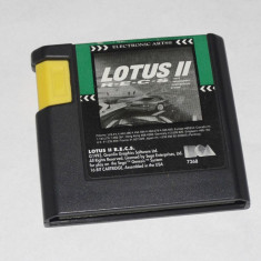 Joc SEGA Megadrive - Lotus II R-E-C-S - Jocuri Sega, Curse auto-moto, Toate varstele, Single player