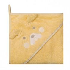 Prosop De Baie Cu Gluga Imprimeu Animal Womar An-Oz-02 - Prosop baie copii