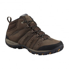 Ghete impermeabile pentru barbati Columbia Peakfreak Nomad Plus Chukka (CLM-1650181-COR) - Ghete barbati Columbia, Marime: 41, 43, Culoare: Maro