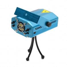 Laser pentru petreceri cu raspuns pe muzica - Laser lumini club