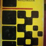 STUDII ASUPRA TEORIEI MULTIMILOR de JEAN CAVAILLES , 1969