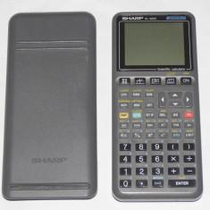 Calculator stiintific SHARP EL-9200 Graphics - Calculator Birou