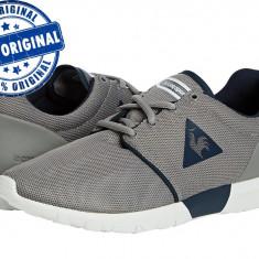 Adidasi dama Le Coq Sportif Dynacomf Text - adidasi originali - panza, Culoare: Din imagine, Marime: 36, Textil