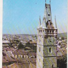 Bnk cp Baia Mare - Turnul Stefan - circulata - Carte Postala Maramures dupa 1918, Printata