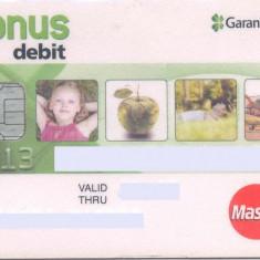 Card bancar MasterCard Baranti
