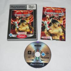 Joc Playstation 2 - PS2 - Tekken 5 - Jocuri PS2 Sony, Actiune, Toate varstele, Single player