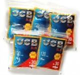 Filtre OCB SLIM 120+30 GRATIS pentru rulat tutun,tigari