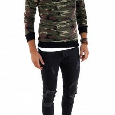 Bluza fashion army tip ZARA - bluza barbati 7270, Marime: S, XL, Culoare: Din imagine