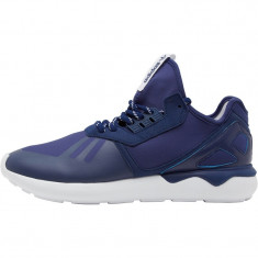 Adidasi Adidas Originals Mens Tubular Runner Trainers marimea 42 - Adidasi barbati, Culoare: Albastru, Textil