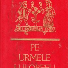 Nicolae Dabija - Pe urmele lui Orfeu.Eseuri - 36602 - Carte Antologie