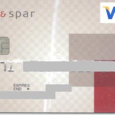 Card bancar VISA Danemarca