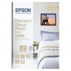 Hartie foto Epson Premium Glossy A4 255g, top 15 coli - Hartie foto imprimanta