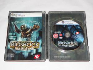 Joc PC Bioshock steelbook edition - collector's