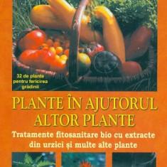 Bernard Bertrand - Plante in ajutorul altor plante - 36696 - Carte gradinarit