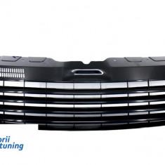 Grila Centrala fara emblema Volkswagen Transporter T5 04-09 - Grile Tuning