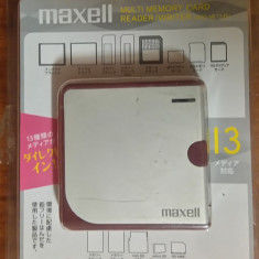 Cititor card memorie Maxell UA20-MLT 5