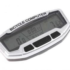 Vitezometru - kilometraj pentru bicicleta cu 28 de functii - Accesoriu Bicicleta