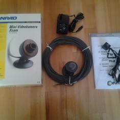 Conrad X-Cam mini video kamera