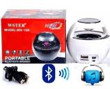 Mini Boxa Portabila Cu Bluetooth MP3 Player si Radio Fm