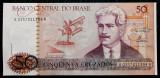 BRAZILIA 50 cruzados 1986 P#210a UNC necirculata **