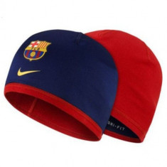 Caciula, Fes Nike Barcelona FC Reversibila 2 Fete-Caciula Originala - Fes Barbati Nike, Marime: Marime universala, Culoare: Din imagine