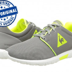 Adidasi dama Le Coq Sportif Dynacomf Classic - adidasi originali - panza, Culoare: Din imagine, Marime: 36, Textil