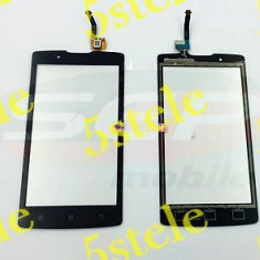 Touchscreen Lenovo A1000 Dual Sim black original - Touchscreen telefon mobil