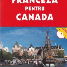 Anca-Aura Odoviciuc - Franceza pentru Canada - 680240 - Carte Literatura Franceza
