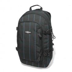 "EASTPAK EVANZ Bedded Lines   Rucsac Laptop 17"" - Geanta laptop EASTPAK, Nailon, Negru"