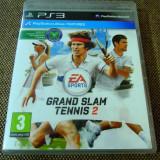 Joc Grand Slam Tennis 2, PS3, original! Alte sute de jocuri!