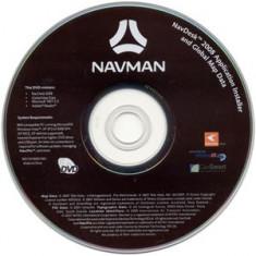 GPS-DVD instalare Navman S series (2008) Backup DVD - Software GPS