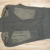 Pulover militar englezeasc lana 100% - Pulover barbati England, Marime: XL, Culoare: Olive