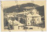 3434 - CAMPULUNG MOLDOVENESC, Bucovina - old postcard, real PHOTO - unused