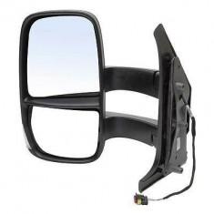 Oglinda stanga cu brat lung electrica comp Mercedes Sprinter II si VW Crafter