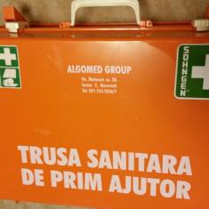 Trusa medicala AMBULANTA, BIROU, AUTO - Trusa auto prim ajutor