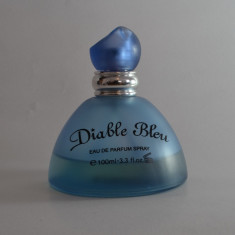 Parfum Diable Bleu, Creation Lamis, eau de parfum spray, 100ml ( Folosit ) #274, Apa de parfum, 100 ml, Fructat
