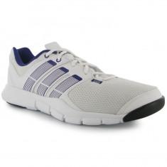 Adidasi tenisi pantofi pt alergat pt sala ADIDAS AT 120 ORIGINALI masura 41 - Adidasi barbati, Marime: 40 2/3, Culoare: Alb, Textil