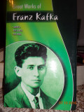 OPERE KAFKA  (lb engl) KAFKA GREAT WORKS