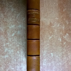 Lamartine - Les Confidences {1907} - Carte Literatura Franceza