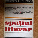 Maurice Blanchot – Spatiul literar