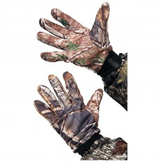 Manusi pescar Baracuda Camuflaj - Imbracaminte Pescuit, Marime: L, XL