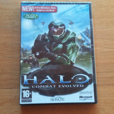 Halo Joc PC original sigilat / by WADDER - Jocuri PC Microsoft Game Studios, Actiune, 16+, Multiplayer