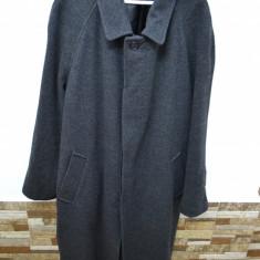 Palton lux barbati marimea XL /XXL / Palton lana lux / Palton lung lana - Palton barbati, Culoare: Din imagine