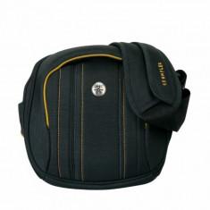Crumpler Company Gigolo 3500 negru | Geanta foto - Geanta Aparat Foto