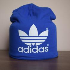 Caciula Fes Adidas Bumbac Polar Diverse Culori - Fes Barbati Adidas, Marime: Marime universala, Culoare: Bleumarin