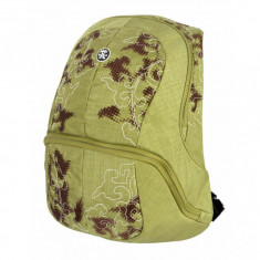 Crumpler Pretty Bella Half Photo BP verde | Rucsac foto + laptop