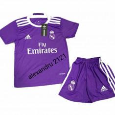 Echipament ADIDAS REAL MADRID COPII 5-14 ANI - Set echipament fotbal