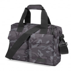 "EASTPAK PYLE Melange Camo | Geanta laptop 15"", Nailon"